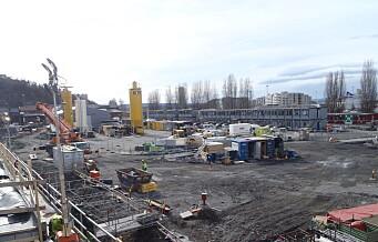 Byantikvaren vil kutte i planene til eiendomsselskaper i Bjørvika