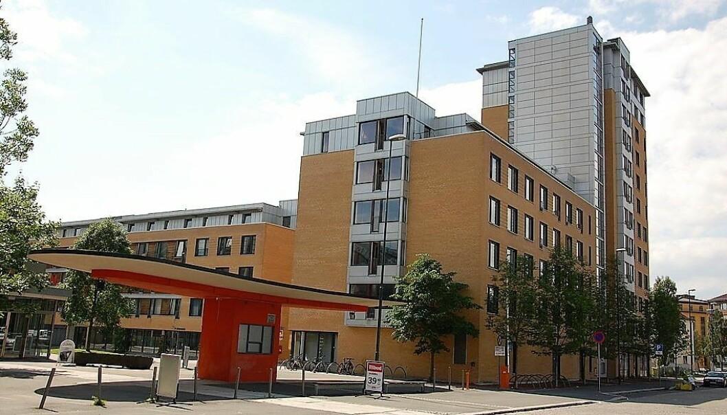 Bjølsen studentby er en av studentsamskipnadens studentbyer i Oslo. Til sammen omfatter SiO 9000 studentboliger.