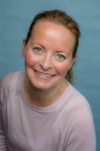 Anne Cathrine Wangberg i Norges Bondelag. Foto: Eivor Eriksen