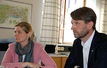 Byråkrat-tabbe stanset trafikksikring av Løkkeveien