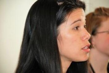 Miljø- og samferdselsbyråd Lan Marie Nguyen Berg ble satt i forlegenhet da hennes byråkrater aldri fulgte ordren om å skaffe fotoboks i Løkkeveien. Foto: Arnsten Linstad