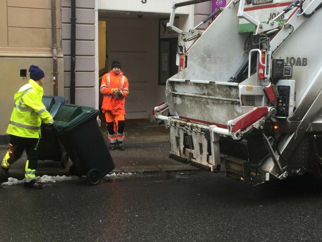 En fersk granskningsrapport avdekker hvordan renholdsetaten holdt tilbake omfanget av søppelkaoset for miljøbyråden. Foto: Vegard Velle