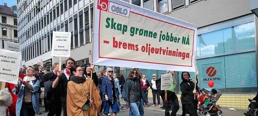 Hva skjer på 1. mai i Oslo og hvor?