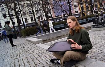 Trommeren på Stortinget - se den nye episoden av Vi er Oslo