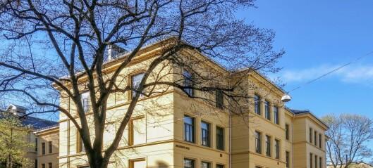 Møllergata skole er Oslos eldste skole. Nå er skolen fredet av Riksantikvaren