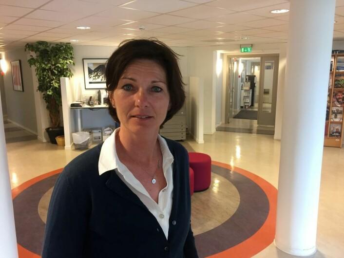 Pasient- og brukerombud Anne-Lise Kristensen ber om større åpenhet fra sykehusene rundt ventelistene. Foto: Vegard Velle