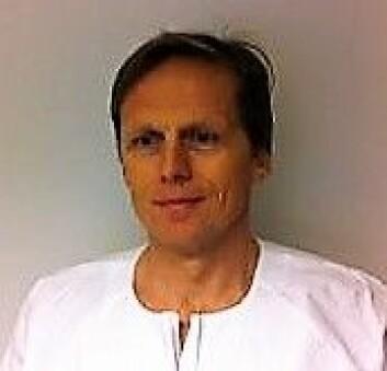 Klinikksjef ved klinikk for barneortopedisk kirurgi ved Rikshospitalet, Rolf Riise. Foto: Privat