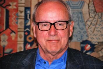 Bystyrerepresentant Ivar Johansen (SV). Foto: Arnsten Linstad