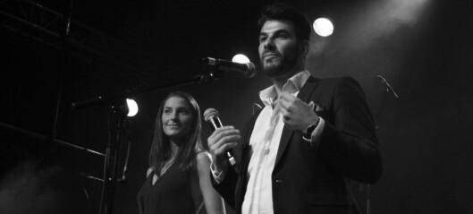 Syrisk søskenpar arrangerte støttekonsert og fikk inn 150.000 kroner til flyktninger i Syria
