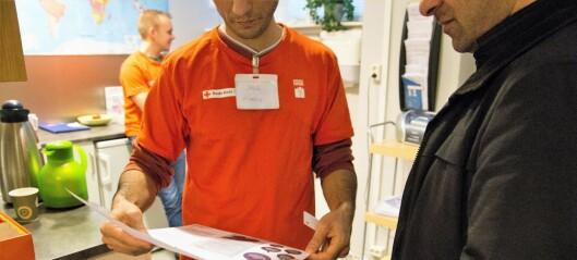 Det rødgrønne flertallet i Oslo gir 400 000 kroner til helsesenter for papirløse migranter