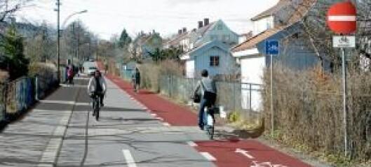Oslo blant verdens 20 beste sykkelbyer, ifølge ny rangering