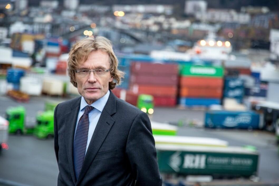 Tidligere havnesjef i Bergen, Inge Tangerås, måtte gå på grunn av brudd på etiske standarder. Foto: Enova