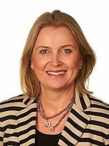 Tidligere finansbyråd i Oslo, Kristin Vinje (H), har søkt jobben som ny havnedirektør i Oslo. Foto: Stortinget