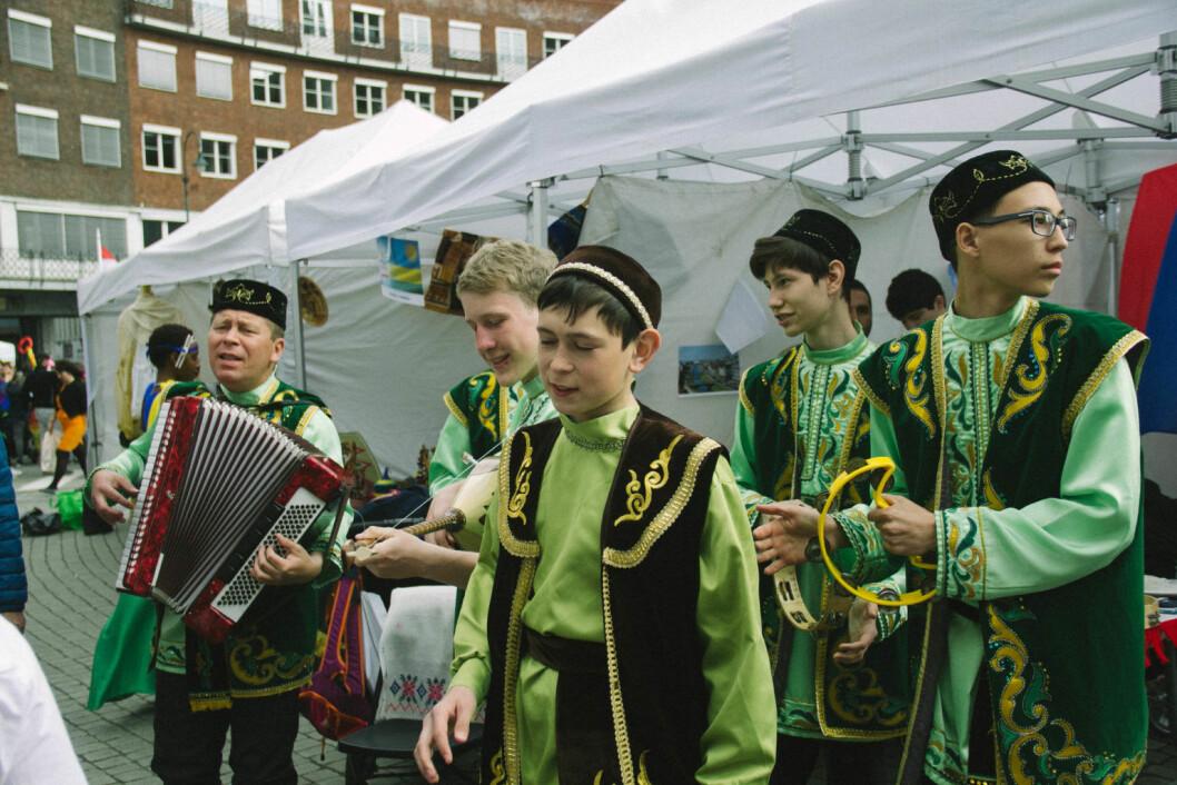 Språk og kultur-festivalen. Foto: Immy Rempis