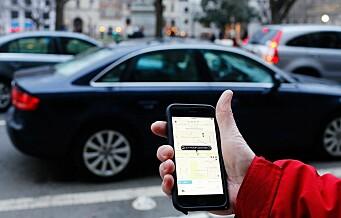 Uber gir opp taxi-virksomheten i Norge