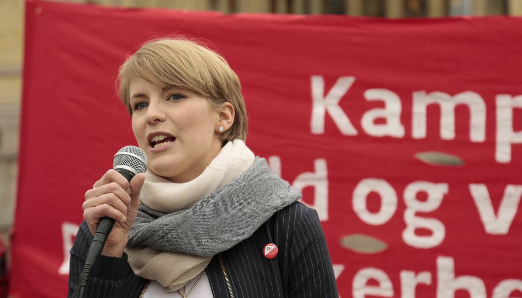 — Lokale myndigheter må ha større kontroll over utviklingen i eiendoms- og boligmarkedet, mener Kari Elisabeth Kaski (SV).