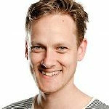 Benjamin Endré Larsen (SV), byrådssekretær i byrådsavdeling for eldre, helse og sosiale tjenester, kan ikke love penger til presteboligen i Stensparken.