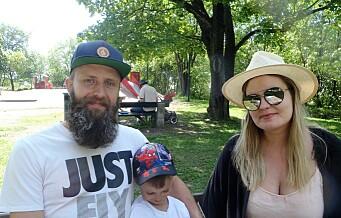 Ruter ønsker trikkerute rett gjennom folkekjær park på Skillebekk