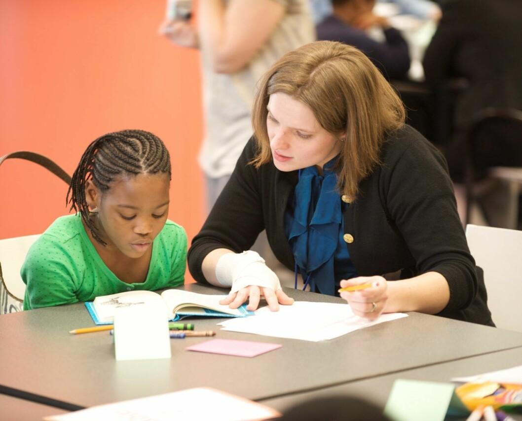 Mange aktivitetsskoler tilbyr i dag leksehjelp. Illustrasjonsfoto: US Department of Education