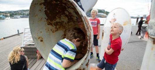 — Flere får nå gratis aktivitetsskole. Høyre går til valg på å frata barn tilbudet