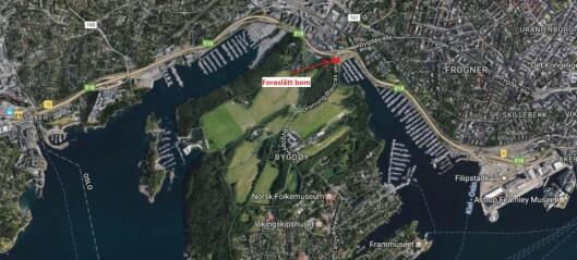 Oslo Høyre kjemper mot bomstasjon på Høyre-bastionen Bygdøy