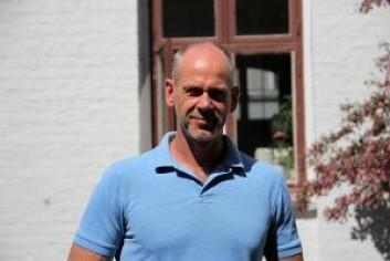 De tidligere rusmisbrukerne og beboerne rundt nye Prindsen hage er bekymret for den nye baren rett ved siden av, ifølge Olav R. Thelle, virksomhetsleder i Aktivitetshuset Prindsen. Foto: Yasmin Sfrintzeris