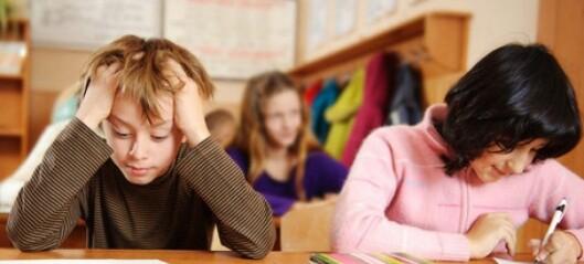 — At vektere skal håndtere utagerende skoleelever, ryster meg som fagperson