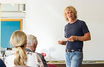 Da skuespiller Lars Andreas Larssen fikk demens, endret forholdet mellom han og sønnen Vetle Lid Larssen seg totalt