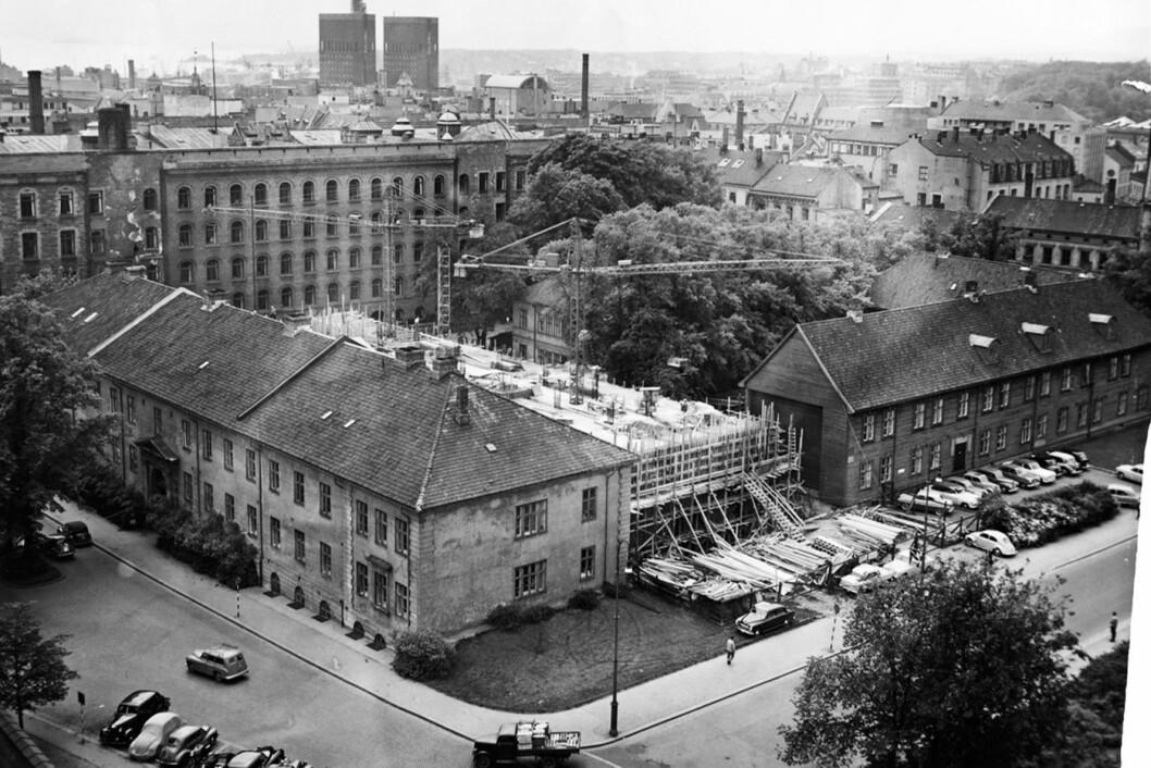 Foto: Ukjent / Arbeiderbevegelsens arkiv og bibliotek