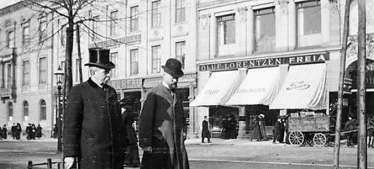 — Oslo må ikke bli et museum, vi bor ikke i Roma eller Røros
