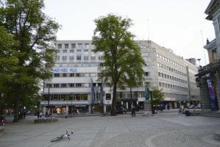 Høyres Hus. Foto: Peter Wisting