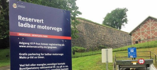 Tilfluktsrom kan bli parkeringshus med Høyre-forslag