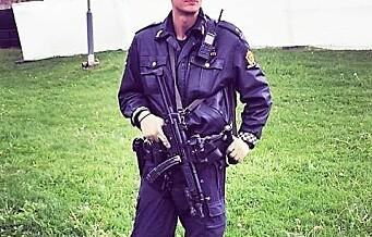 Statsministeren valgte å ta med seg tungt bevæpnet politi på barnefestival i Oslo. Flere deltakere reagerte sterkt
