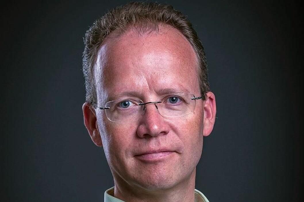 Ingvar M. Mathisen (48) er innstilt som ny havnedirektør i Oslo. Foto: Bodø Havn