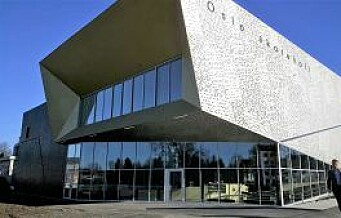 Skatehallen på Voldsløkka kan vinne internasjonal arkitekturpris