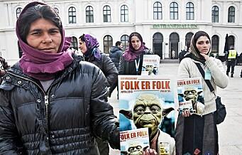 Sigøynere som tigger: Kampen om sannheten