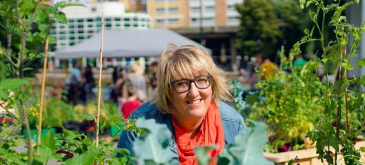 — De beste løsningene for urban matproduksjon har sannsynligvis ikke sett dagens lys ennå