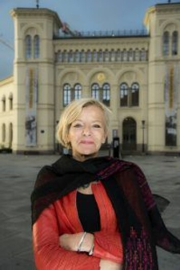 Liv Tørres. Foto: Erik Sundt / Nobels Fredssenter