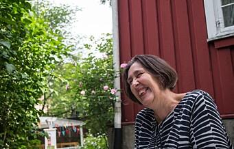 Hun gjorde Hønse-Lovisas hus på Sagene til en av Oslos mest unike kulturperler. Nå takker hun for seg