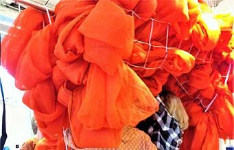Hvis du digger oransje er dette din tid: Velkommen til Soft Spot på Oslo S