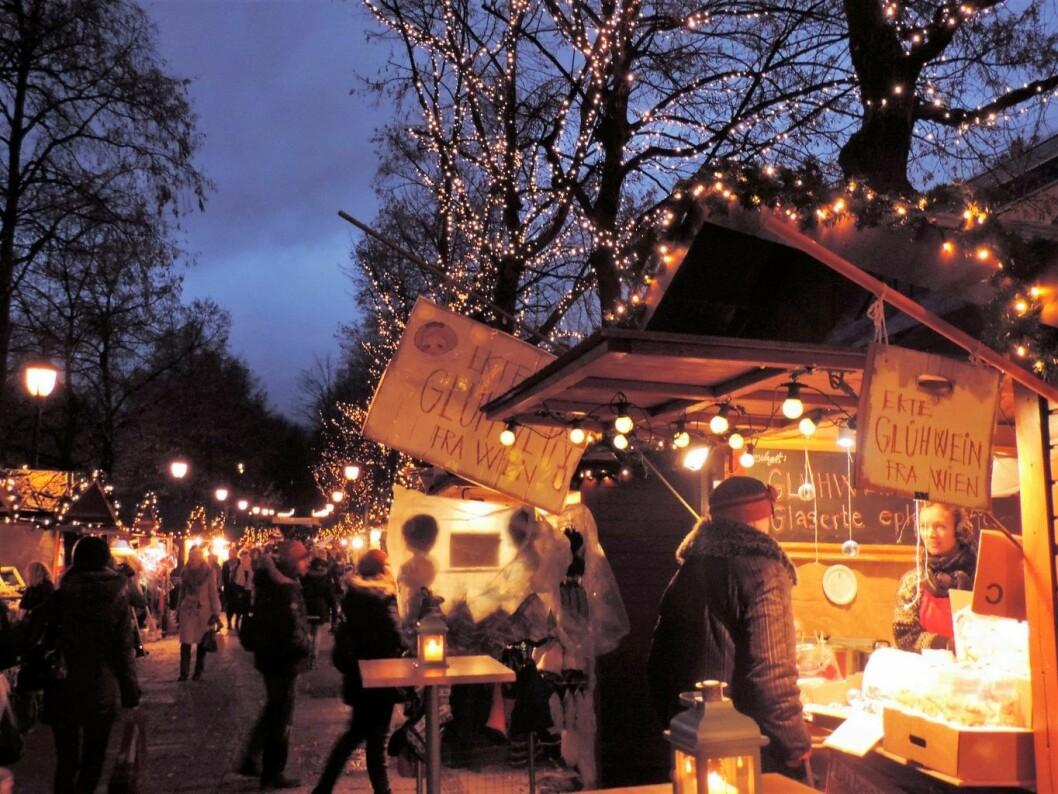 Etter 10 år er det slutt med julemarked for Ketil Aamodt. Her fra tiden i Spikersuppa. Foto: Dani / flickr.com
