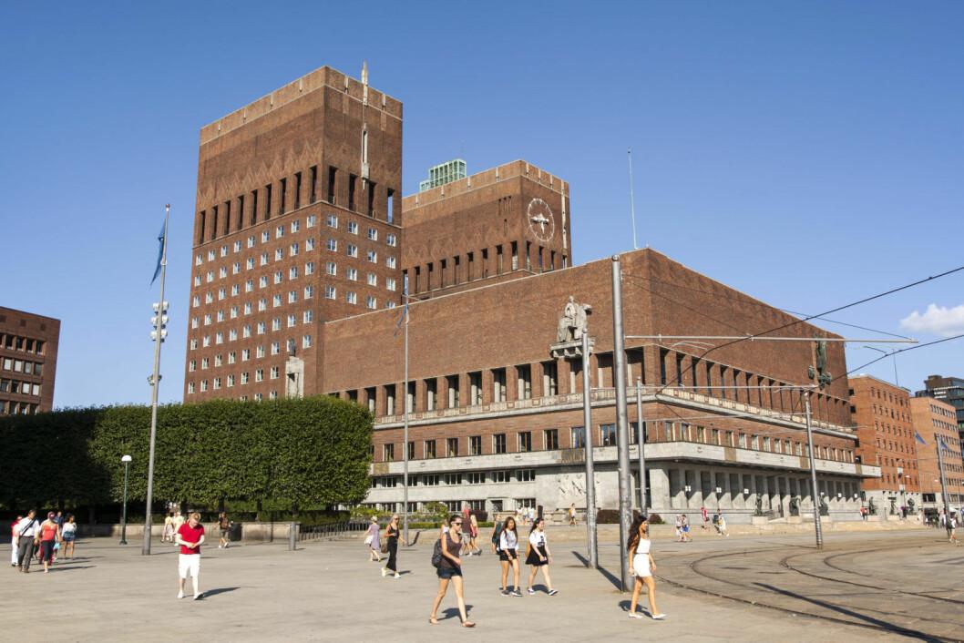 Ekteparet som svindlet Oslo kommune var ansatt i en etat underlagt byrådsavdelingen for miljø og samferdsel på rådhuset. Foto: Andreas Haldorsen, via Creative Commons