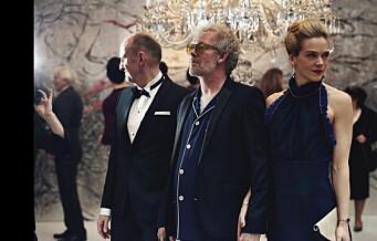 """Film: I """"Mesteren"""" har Søren Malling en intensitet og dybde som er få skandinaviske skuespillere forunt"""
