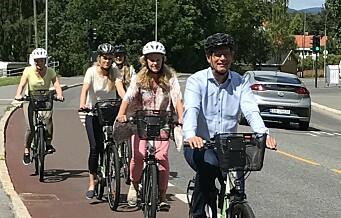 Oslo kommune satser på el-sykler for bydelsansatte