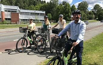 — Respektløst når APs representant beskylder Høyre for ikke å prioritere myke trafikanter. Jeg frykter en skitten og kunnskapsløs valgkamp neste høst