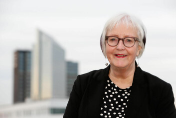 Byplansjef Ellen de Vibe mener det er en forutsetning at fjordbyen skal være åpen for alle. Foto: Plan- og bygningsetaten