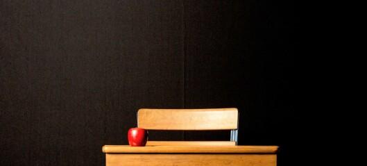 – Den norske skolen er for lukket og innestengt