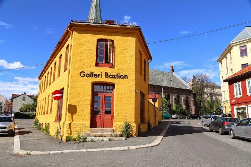 Det blir likevel ikke Joker-butikk i Normannsgata 44 på Kampen. Foto: Wikipedia/Wikimedia Commons / Ole Anders Flatmo