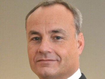 Administrerende direktør i DFDS Seaways Norge, Roar Funderud. Foto: DFDS Seaways