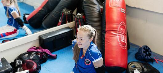 På lørdag kan Tirill Nanett Bjørnestad Næss (19) fra Torshov bli verdensmester i pointfighting